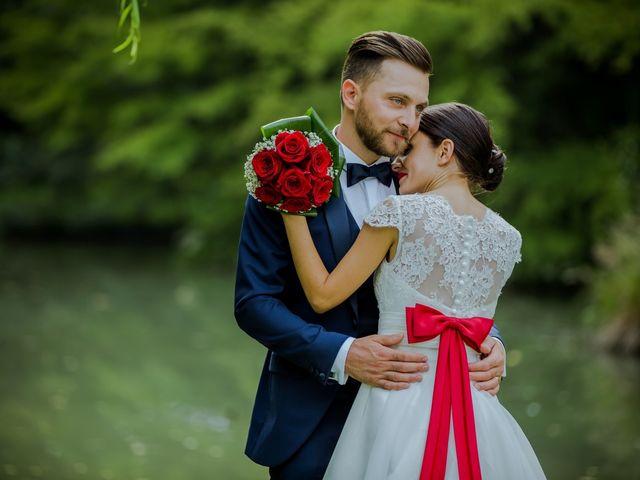 Le nozze di Carla e Nicola