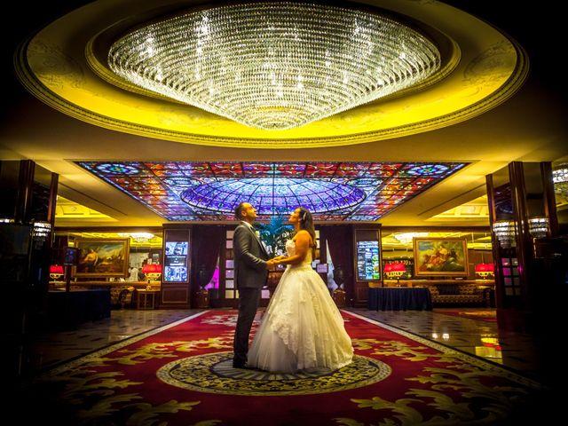 Le nozze di Fabiana e Carlo