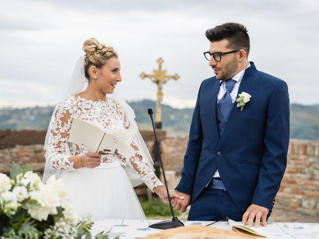 Il matrimonio di Martina e Alberto a Cesenatico, Forlì-Cesena 23
