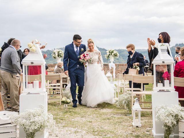 Il matrimonio di Martina e Alberto a Cesenatico, Forlì-Cesena 26
