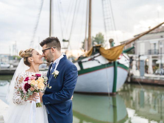 Il matrimonio di Martina e Alberto a Cesenatico, Forlì-Cesena 29