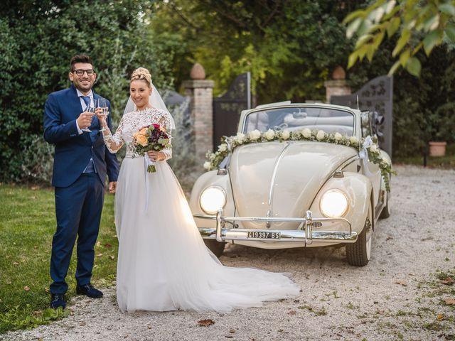 Il matrimonio di Martina e Alberto a Cesenatico, Forlì-Cesena 31