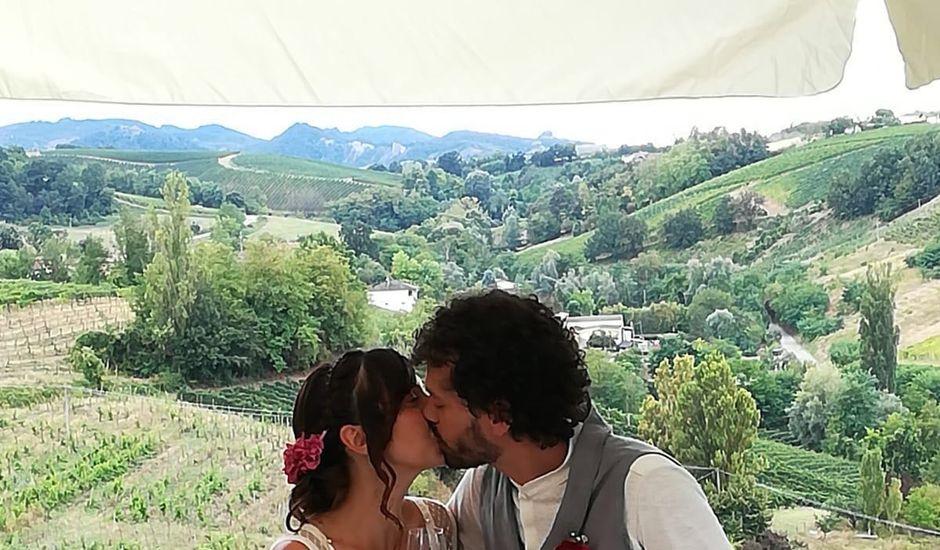 Il matrimonio di Silvia e Antonio  a Casteggio, Pavia
