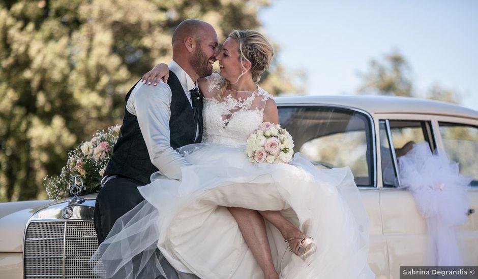 Il matrimonio di Enea e Ilenia a Porto Viro, Rovigo