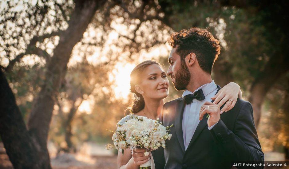 Il matrimonio di Loris e Simona a Lecce, Lecce