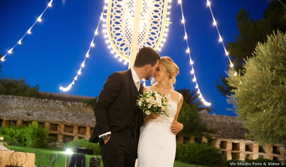 Il matrimonio di Raffaele e Sara a Villa Castelli, Brindisi