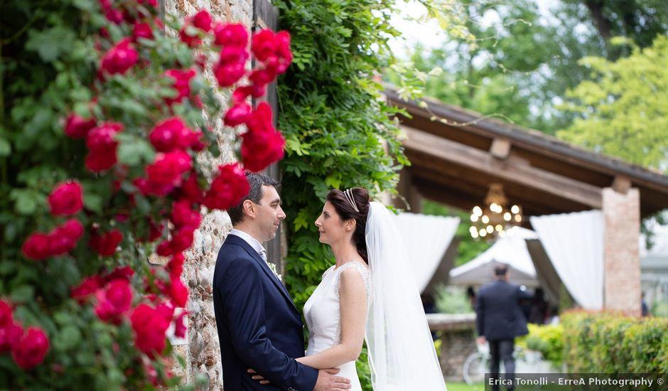 Il matrimonio di Simone e Claudia a Mantova, Mantova