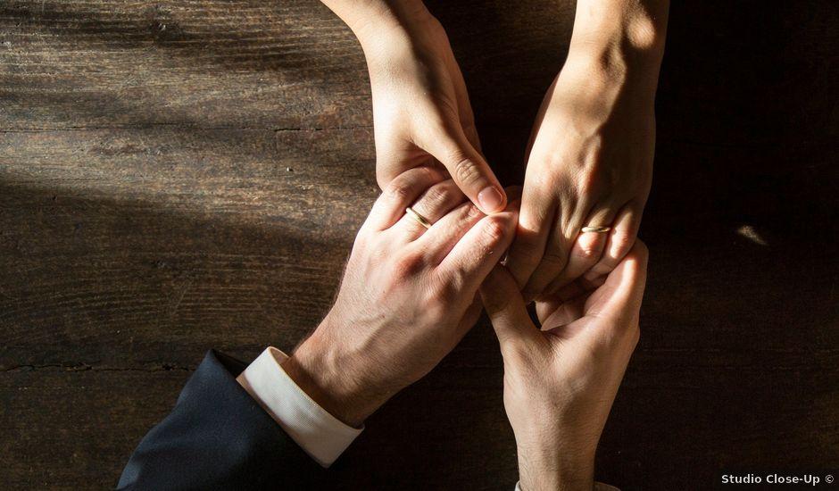 Il matrimonio di Ernesto e Laura a Gaeta, Latina