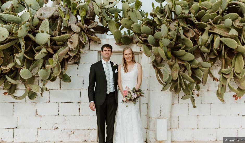 Il matrimonio di Ryan e Sini a Manduria, Taranto