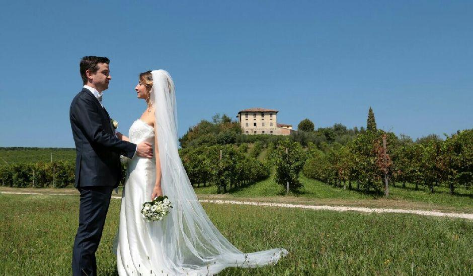 Il matrimonio di Alessandro e Federica a San Pietro di Feletto, Treviso