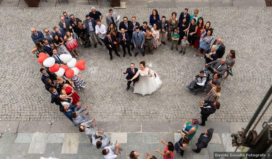 Il matrimonio di Alessio e Elisa a Cuneo, Cuneo