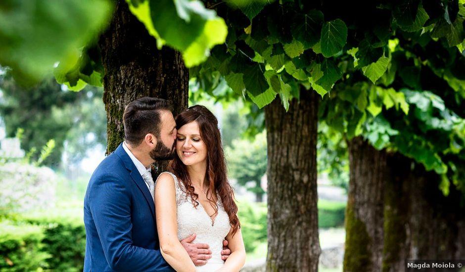 Il matrimonio di Christian e Serena a Berbenno di Valtellina, Sondrio