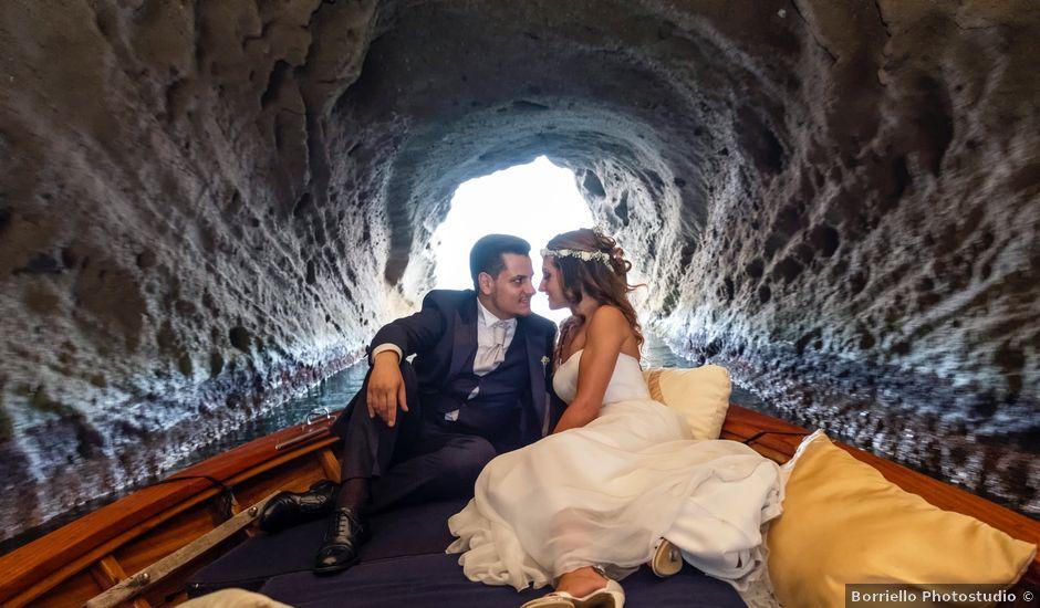 Il matrimonio di Antonio e Dayana a Bacoli, Napoli
