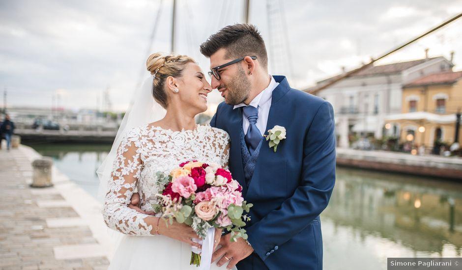 Il matrimonio di Martina e Alberto a Cesenatico, Forlì-Cesena