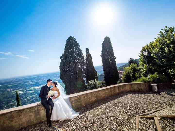 Le nozze di Daniela e Fabio