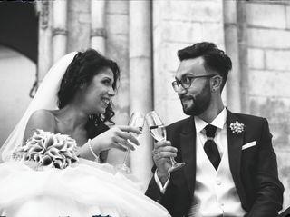Le nozze di Daniela e Fernando