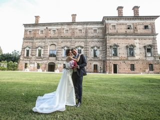 Le nozze di Cinzia e Mirko