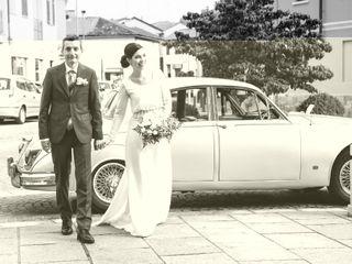 Le nozze di Melania Serafini e Paolo Terrevazzi 1