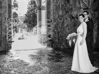 le nozze di Melania Serafini e Paolo Terrevazzi 3