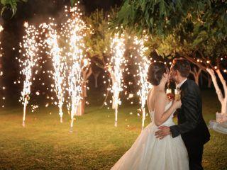 Le nozze di Antonia e Ivano