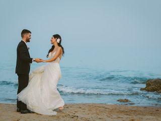 Le nozze di Federica e Gae