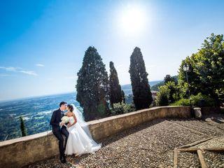 le nozze di Daniela e Fabio 1