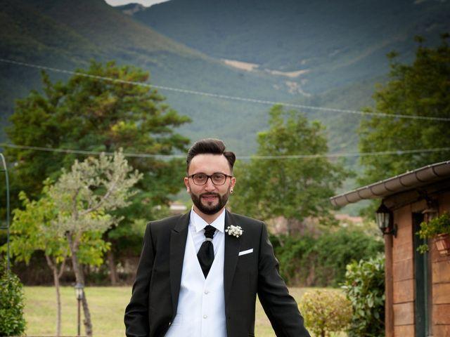 Il matrimonio di Fernando e Daniela a Sulmona, L'Aquila 7