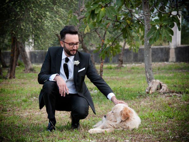Il matrimonio di Fernando e Daniela a Sulmona, L'Aquila 8