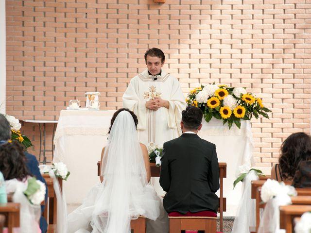 Il matrimonio di Fernando e Daniela a Sulmona, L'Aquila 16