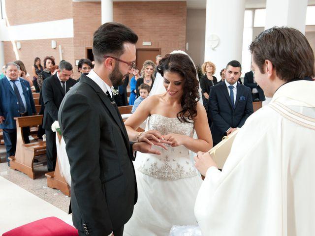 Il matrimonio di Fernando e Daniela a Sulmona, L'Aquila 18