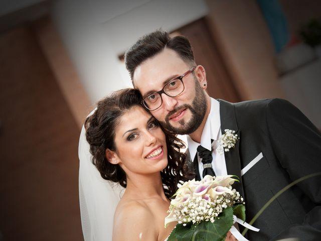 Il matrimonio di Fernando e Daniela a Sulmona, L'Aquila 21