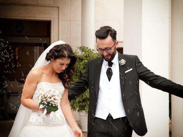 Il matrimonio di Fernando e Daniela a Sulmona, L'Aquila 23