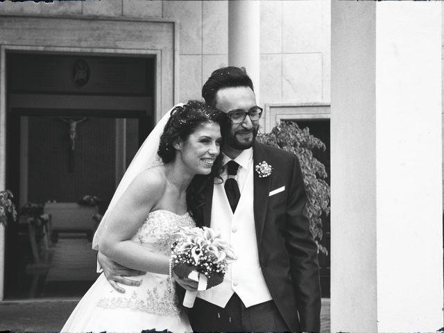 Il matrimonio di Fernando e Daniela a Sulmona, L'Aquila 24