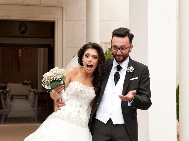Il matrimonio di Fernando e Daniela a Sulmona, L'Aquila 25
