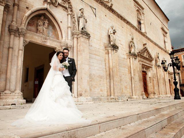 Il matrimonio di Fernando e Daniela a Sulmona, L'Aquila 27