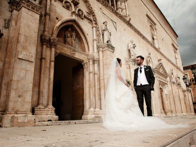 Il matrimonio di Fernando e Daniela a Sulmona, L'Aquila 28