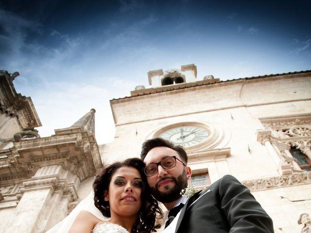 Il matrimonio di Fernando e Daniela a Sulmona, L'Aquila 29