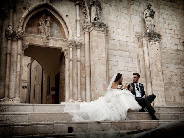 Il matrimonio di Fernando e Daniela a Sulmona, L'Aquila 31