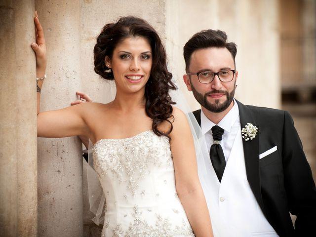 Il matrimonio di Fernando e Daniela a Sulmona, L'Aquila 32