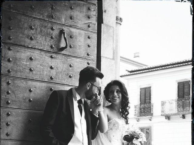 Il matrimonio di Fernando e Daniela a Sulmona, L'Aquila 37