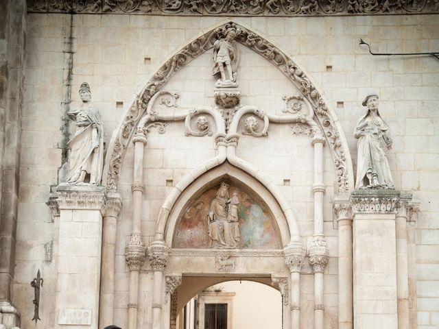Il matrimonio di Fernando e Daniela a Sulmona, L'Aquila 38