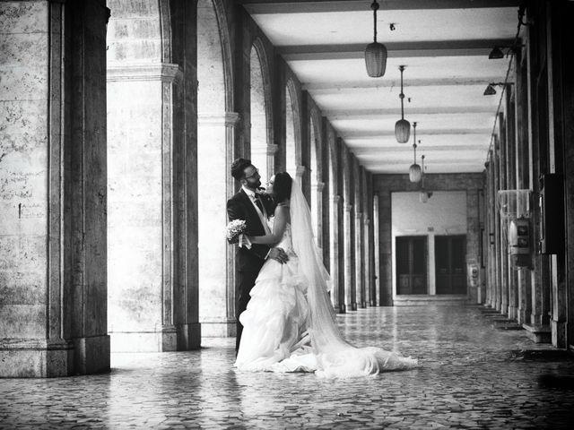 Il matrimonio di Fernando e Daniela a Sulmona, L'Aquila 41