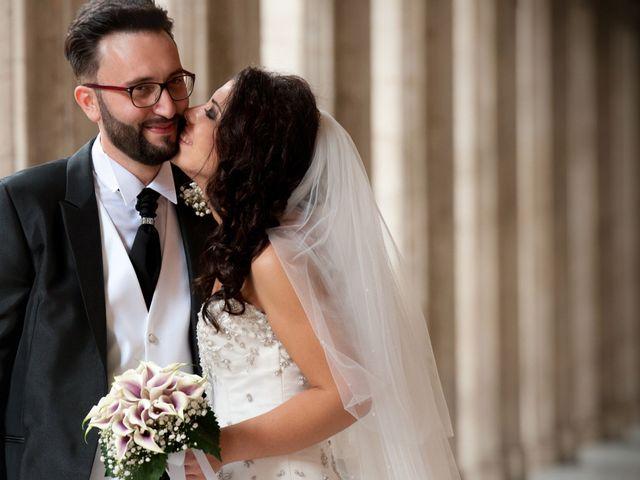 Il matrimonio di Fernando e Daniela a Sulmona, L'Aquila 2