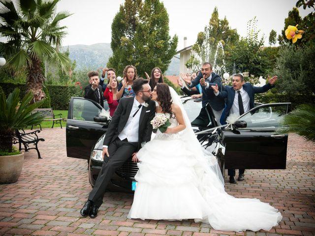 Il matrimonio di Fernando e Daniela a Sulmona, L'Aquila 42