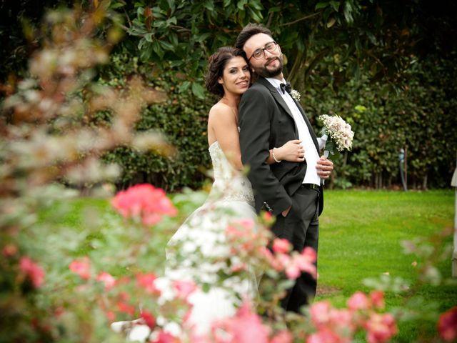 Il matrimonio di Fernando e Daniela a Sulmona, L'Aquila 43
