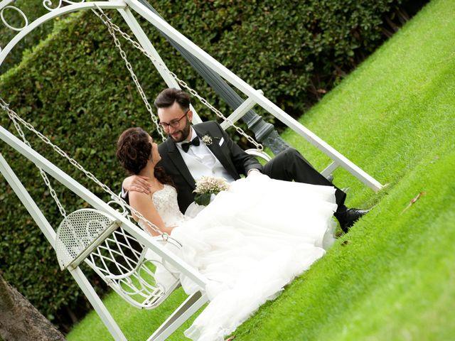 Il matrimonio di Fernando e Daniela a Sulmona, L'Aquila 44