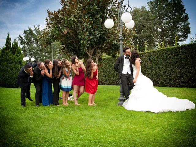 Il matrimonio di Fernando e Daniela a Sulmona, L'Aquila 47