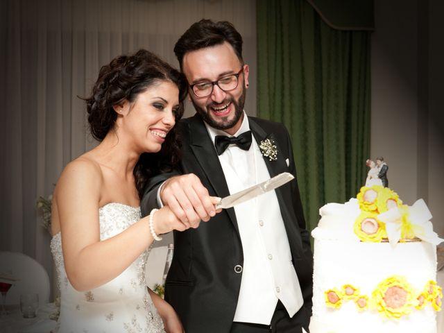 Il matrimonio di Fernando e Daniela a Sulmona, L'Aquila 48