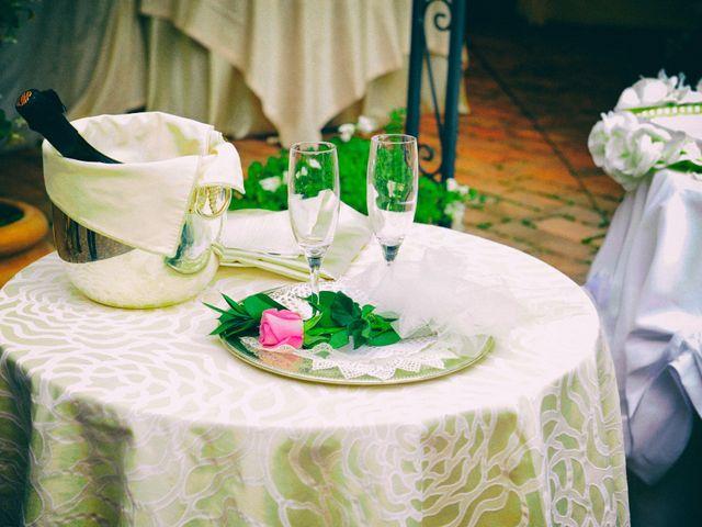 Il matrimonio di Fernando e Daniela a Sulmona, L'Aquila 49