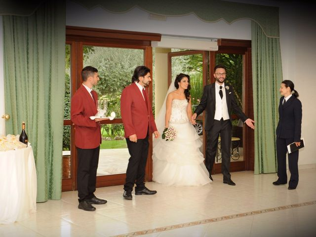 Il matrimonio di Fernando e Daniela a Sulmona, L'Aquila 50